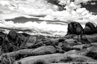 In the Alabama Hills